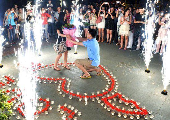求婚视频、视频制作