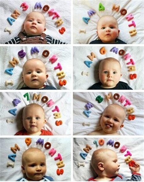 宝宝成长记录、视频制作