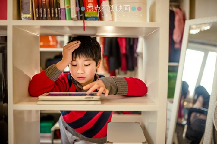 儿童写真、视频模板