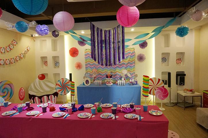 宝宝生日派对、视频模板